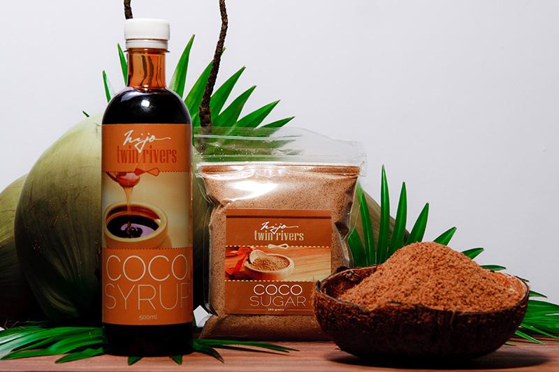 Hijo Resorts Davao Coconut Syrup
