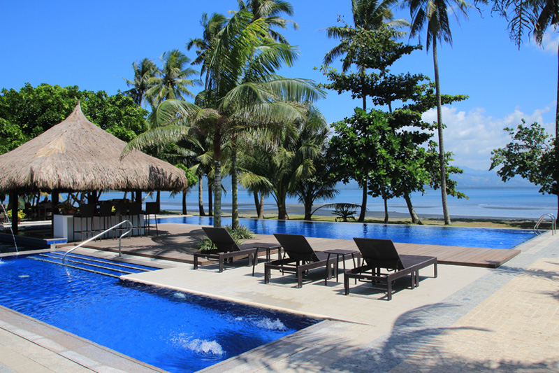 Hijo Resorts Davao Banana Beach Pool