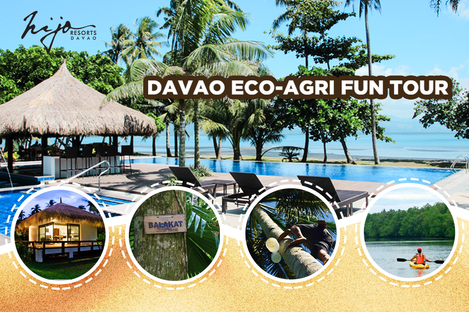 Hijo Resorts Davao Davao Eco-Agri Fun Tour