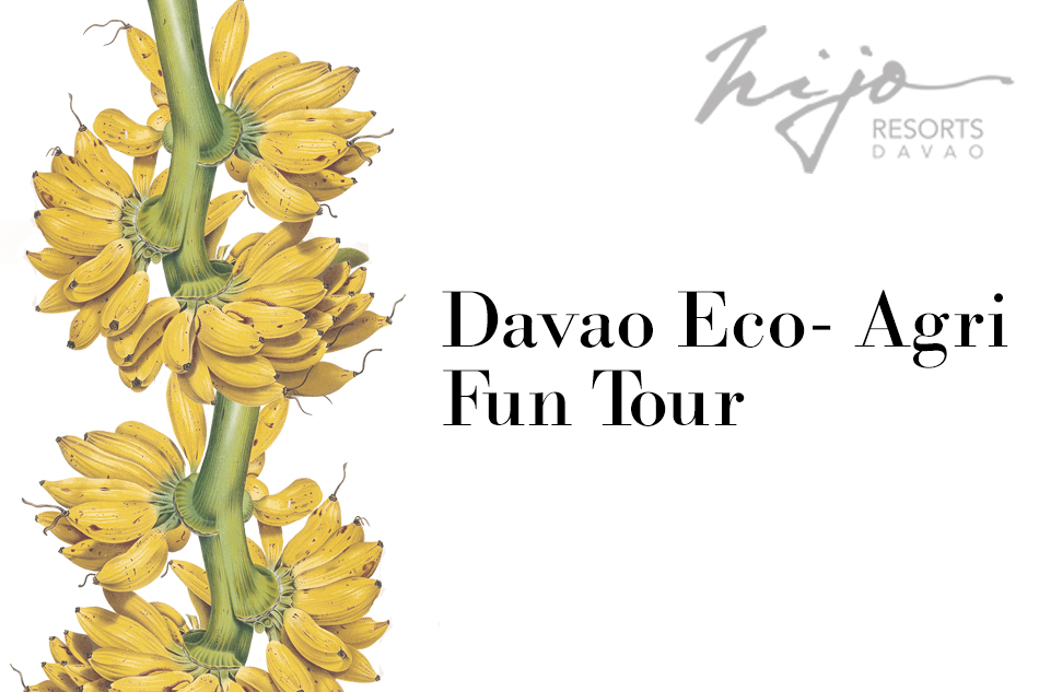 Davao eco-agri fun tour - promo