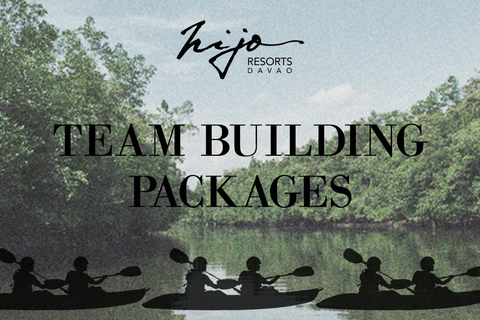 Hijo Resorts Davao Team Building Packages
